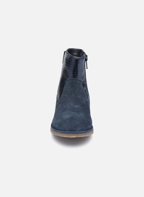 Stiefeletten & Boots Rose et Martin KEBOOTS LEATHER blau schuhe getragen