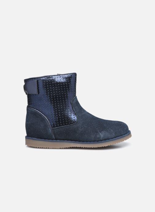 Bottines et boots Rose et Martin KEBOOTS LEATHER Bleu vue derrière