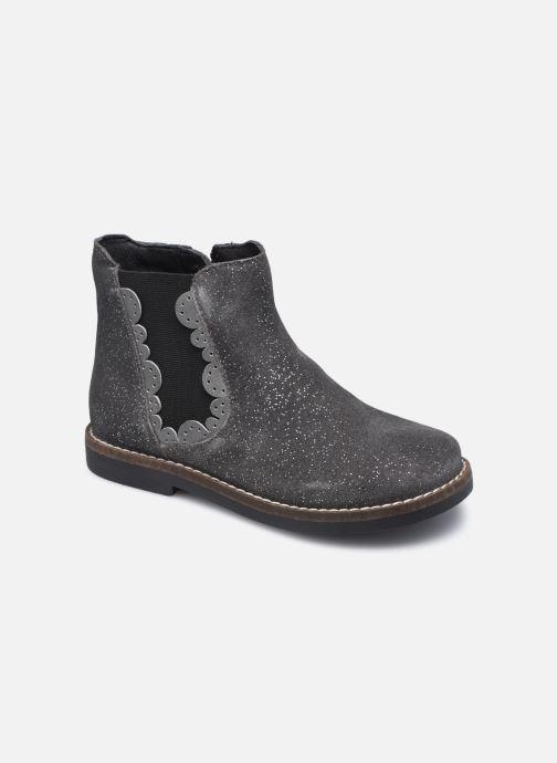 Bottines et boots Rose et Martin KERICA LEATHER Gris vue détail/paire