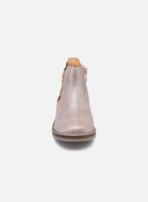 Stiefeletten & Boots Rose et Martin KERICA LEATHER rosa schuhe getragen