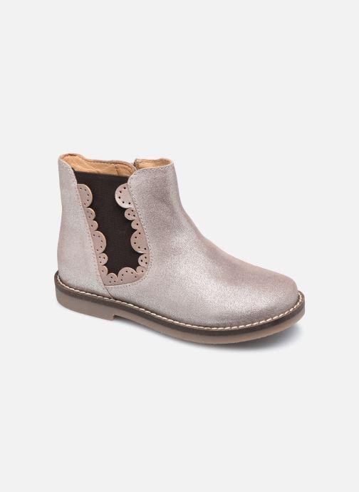 Bottines et boots Rose et Martin KERICA LEATHER Rose vue détail/paire