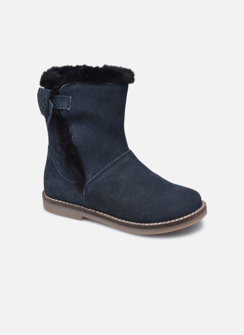 Bottines et boots Rose et Martin KELHIVER LEATHER Bleu vue détail/paire
