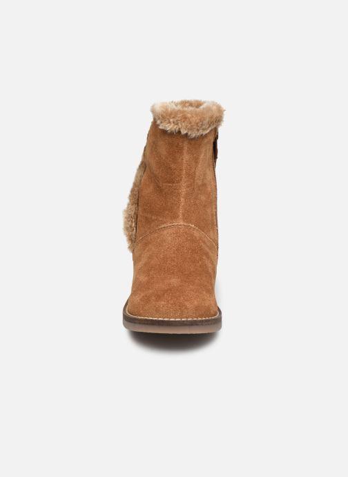 Stiefeletten & Boots Rose et Martin KELHIVER LEATHER braun schuhe getragen
