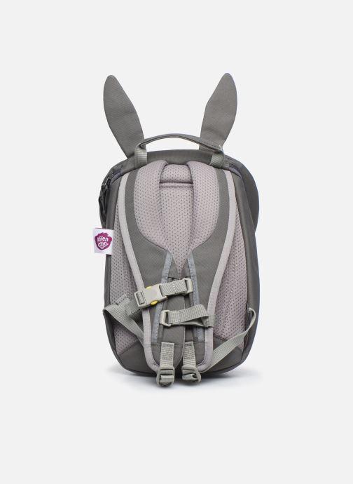 Sacs à dos Affenzahn Dean Donkey Small Backpack 17*11*25cm Gris vue face