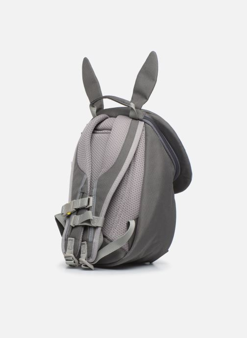 Sacs à dos Affenzahn Dean Donkey Small Backpack 17*11*25cm Gris vue droite