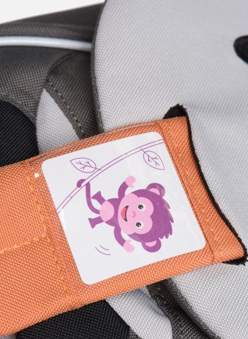 Sacs à dos Affenzahn Dean Donkey Small Backpack 17*11*25cm Gris vue gauche