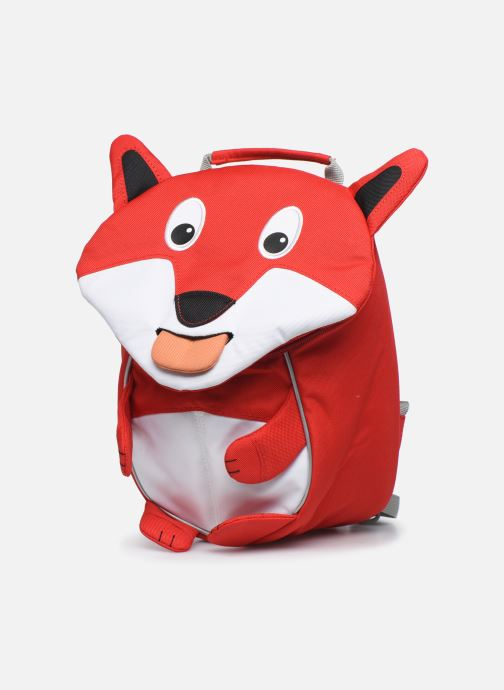 Sacs à dos Affenzahn Frida Fox Small Backpack 17*11*25cm Rouge vue portées chaussures