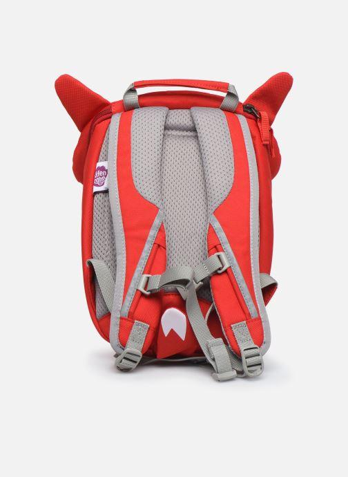 Sacs à dos Affenzahn Frida Fox Small Backpack 17*11*25cm Rouge vue face