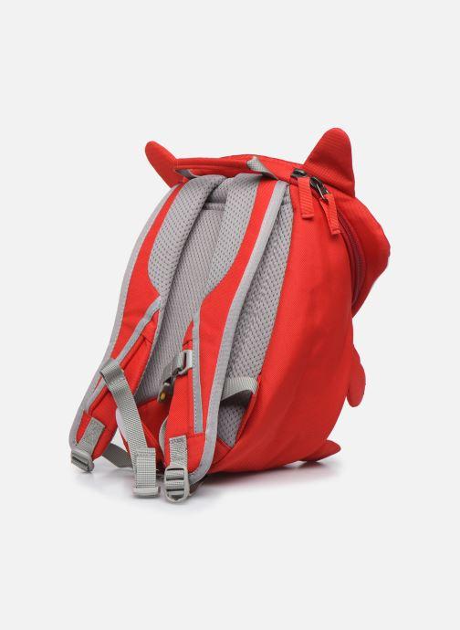 Sacs à dos Affenzahn Frida Fox Small Backpack 17*11*25cm Rouge vue droite