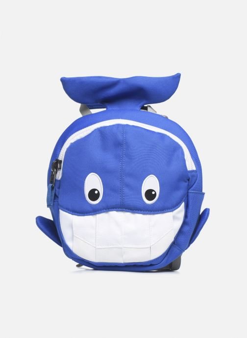 Sacs à dos Affenzahn Willy Whale Small Backpack 17*11*25cm Bleu vue détail/paire