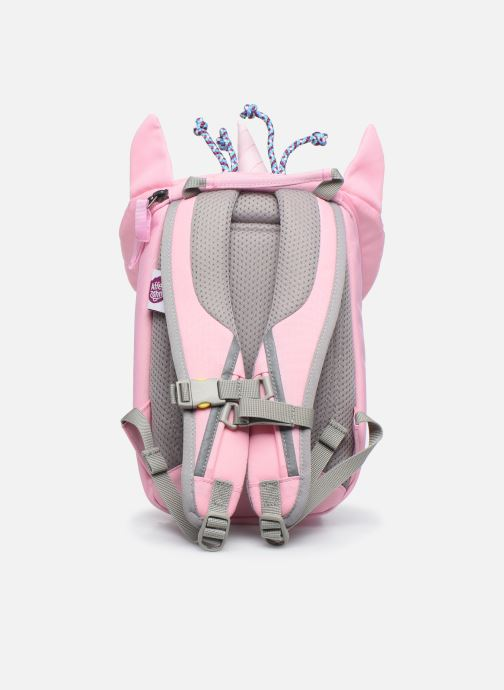 Sacs à dos Affenzahn Ulrike Unicorn Small Backpack 17*11*25cm Rose vue face