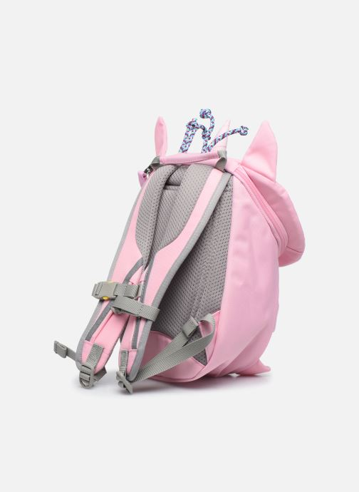 Sacs à dos Affenzahn Ulrike Unicorn Small Backpack 17*11*25cm Rose vue droite