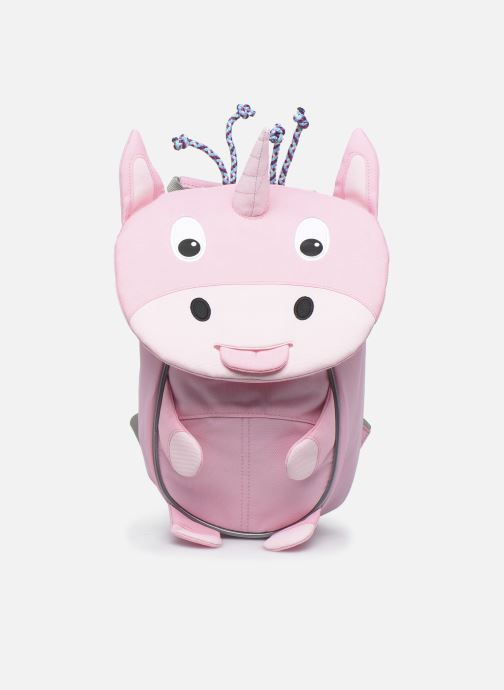 Sacs à dos Affenzahn Ulrike Unicorn Small Backpack 17*11*25cm Rose vue détail/paire