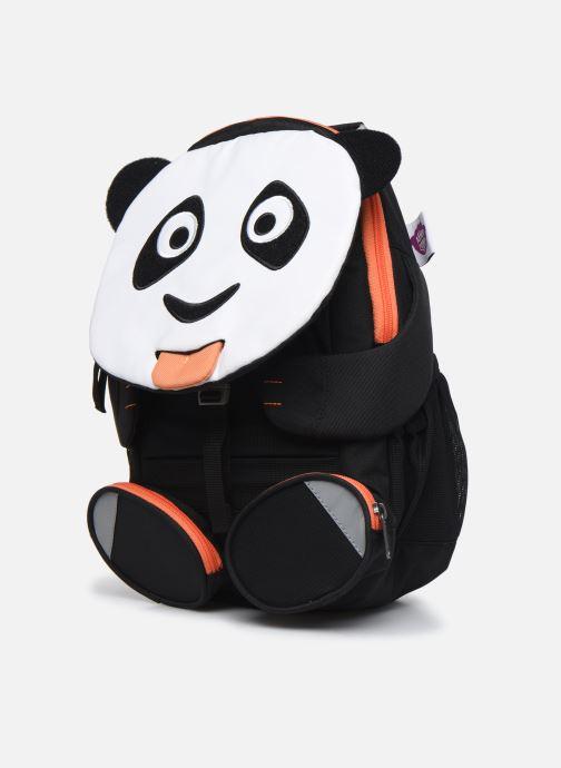 Sacs à dos Affenzahn Paul Panda Large Backpack 20*12*31 cm Noir vue portées chaussures
