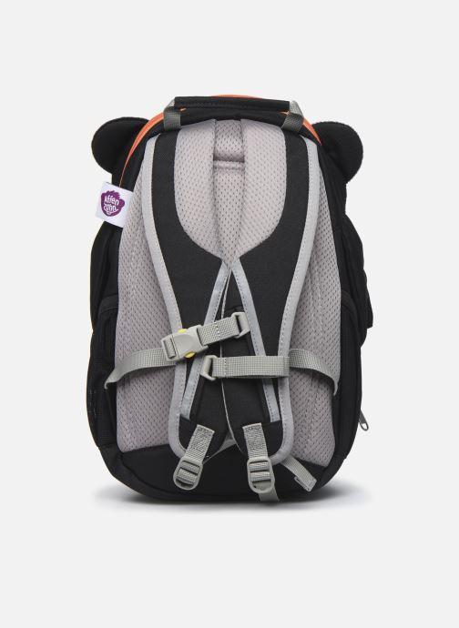 Sacs à dos Affenzahn Paul Panda Large Backpack 20*12*31 cm Noir vue face