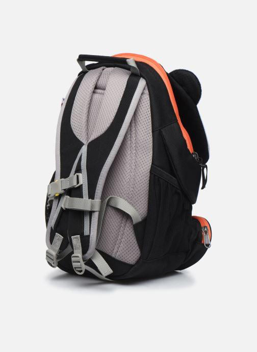 Sacs à dos Affenzahn Paul Panda Large Backpack 20*12*31 cm Noir vue droite