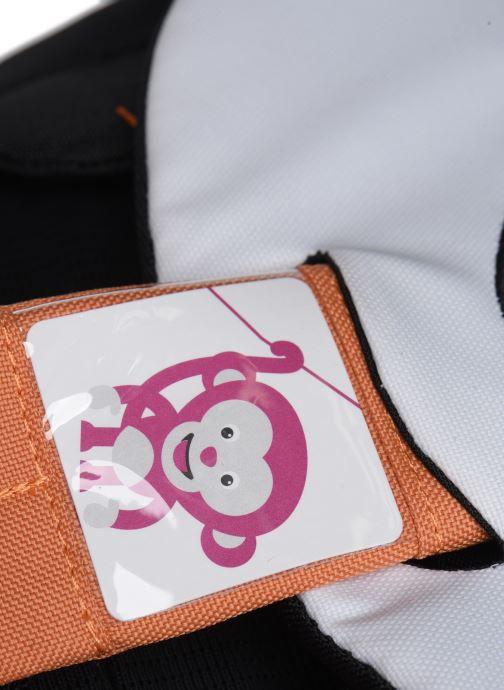 Sacs à dos Affenzahn Paul Panda Large Backpack 20*12*31 cm Noir vue gauche