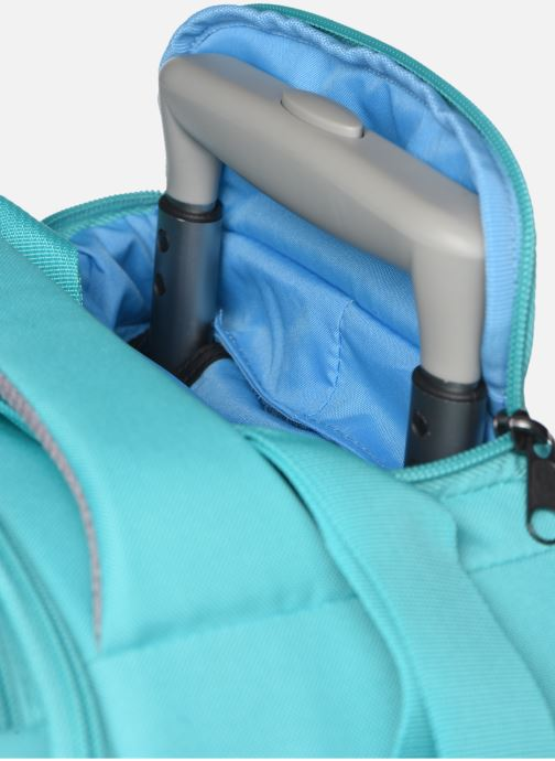 Bagages Affenzahn Olivia Owl Kids Suitcase Bleu vue gauche