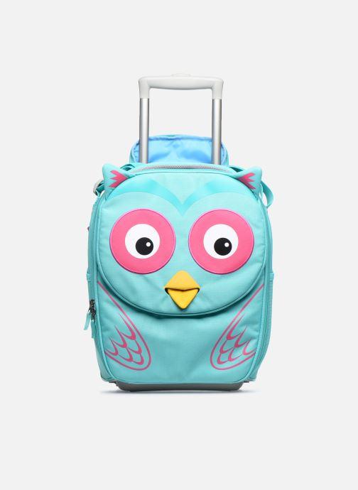 Bagages Affenzahn Olivia Owl Kids Suitcase Bleu vue détail/paire