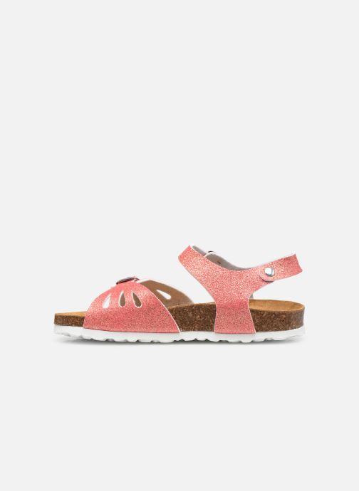 Sandales et nu-pieds Lico Bioline Sandal Rose vue face