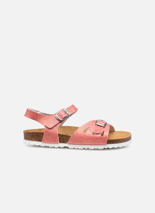 Sandales et nu-pieds Lico Bioline Sandal Rose vue derrière