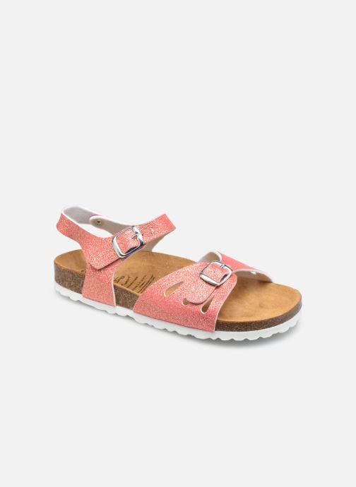 Sandales et nu-pieds Lico Bioline Sandal Rose vue détail/paire