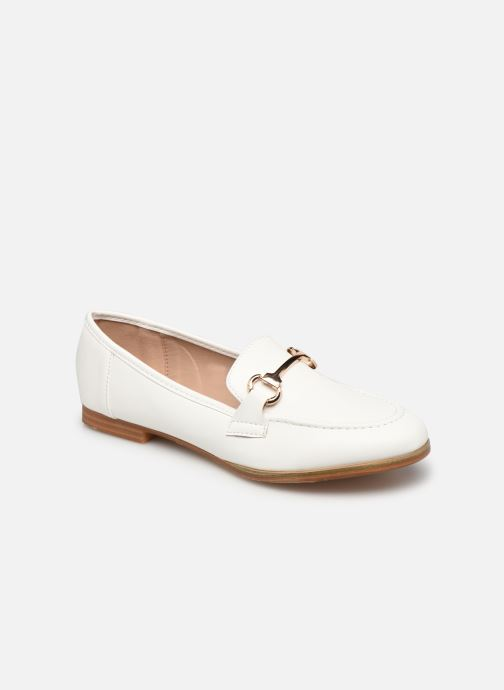 Mocassini I Love Shoes WOSSIN Bianco vedi dettaglio/paio