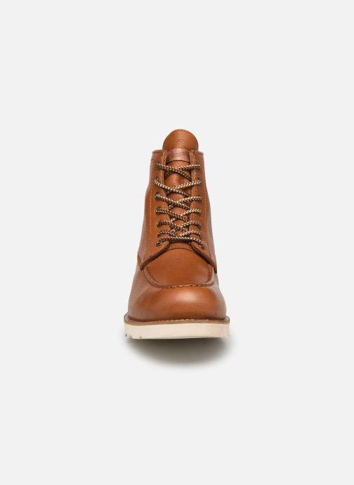 Boots en enkellaarsjes Chevignon Roadland Bruin model