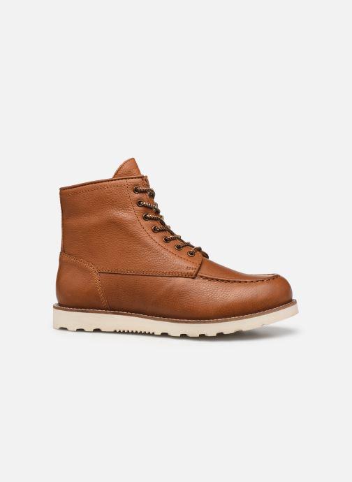 Boots en enkellaarsjes Chevignon Roadland Bruin achterkant