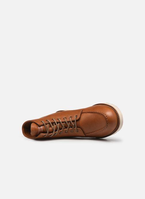 Boots en enkellaarsjes Chevignon Roadland Bruin links