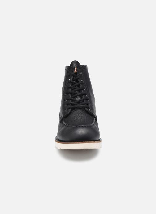 Boots en enkellaarsjes Chevignon Roadland Zwart model