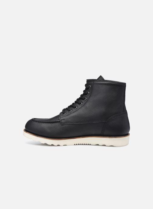Boots en enkellaarsjes Chevignon Roadland Zwart voorkant