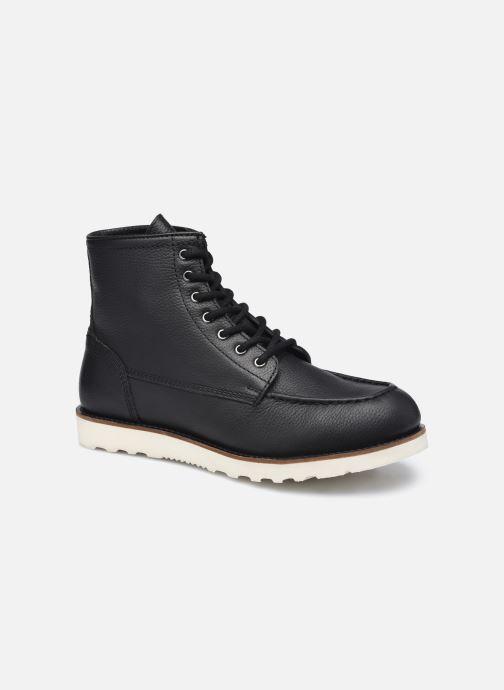 Boots en enkellaarsjes Chevignon Roadland Zwart detail