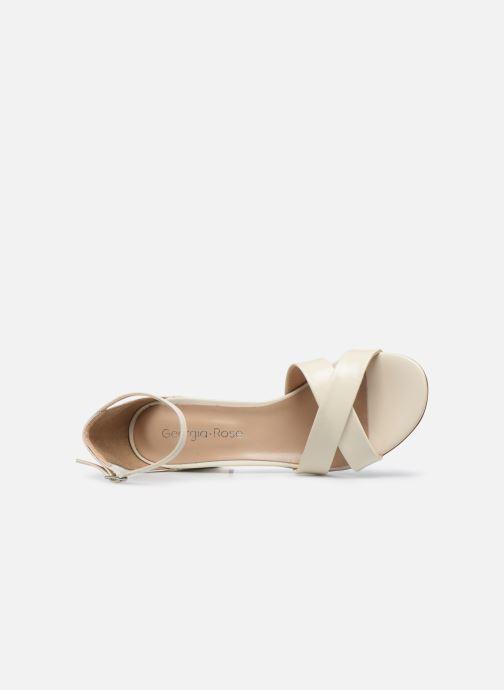 Sandali e scarpe aperte Georgia Rose Dune Beige immagine sinistra