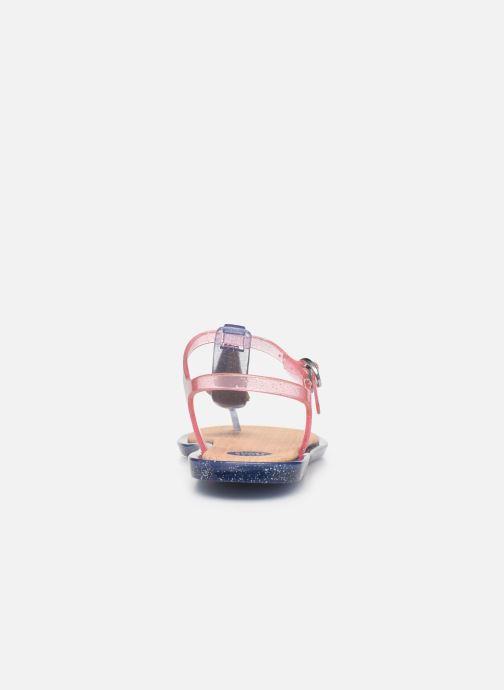 Sandali e scarpe aperte Gioseppo 43095 Rosa immagine destra