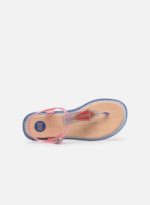 Sandali e scarpe aperte Gioseppo 43095 Rosa immagine sinistra