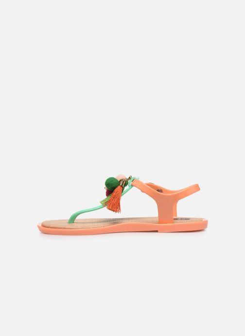 Sandalen Gioseppo 43122 orange ansicht von vorne