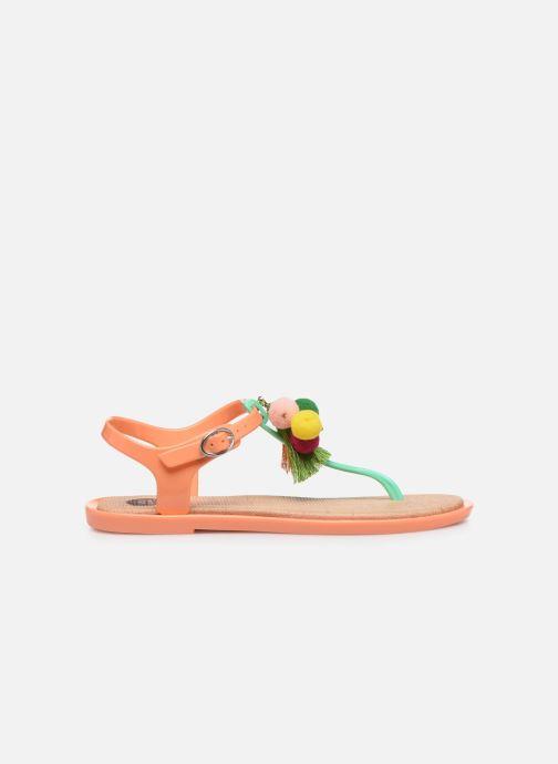 Sandalen Gioseppo 43122 orange ansicht von hinten