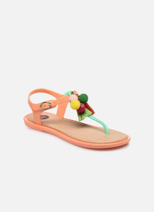 Sandalen Gioseppo 43122 orange detaillierte ansicht/modell