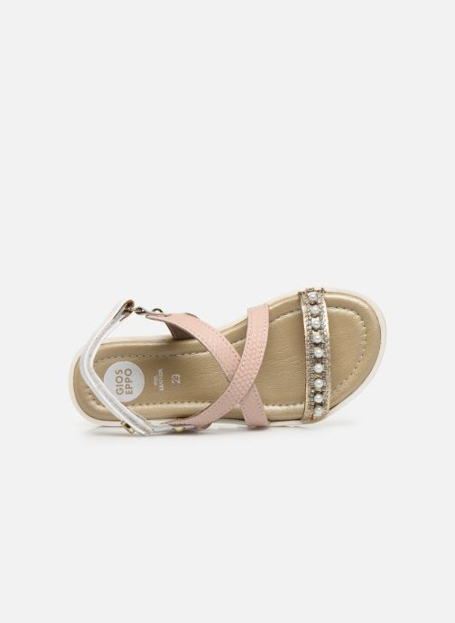 Sandali e scarpe aperte Gioseppo 43439 Rosa immagine sinistra