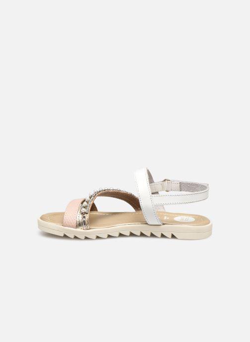 Sandali e scarpe aperte Gioseppo 43633 Rosa immagine frontale
