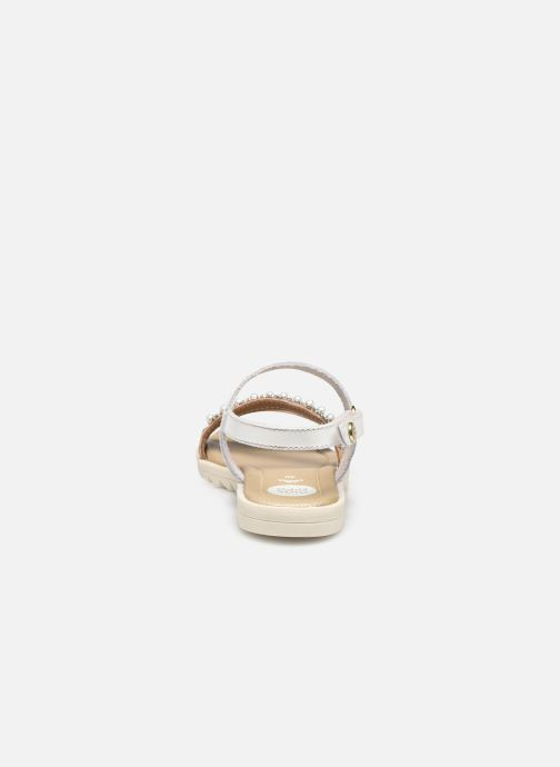 Sandali e scarpe aperte Gioseppo 43633 Rosa immagine destra