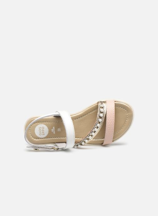 Sandali e scarpe aperte Gioseppo 43633 Rosa immagine sinistra