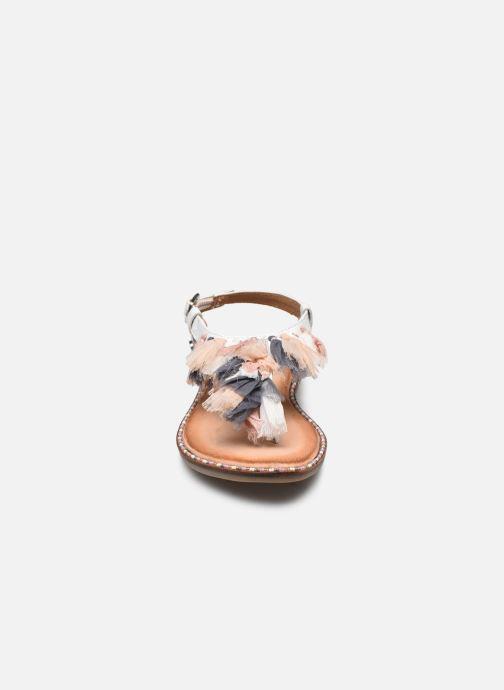 Sandali e scarpe aperte Gioseppo 43850 Bianco modello indossato