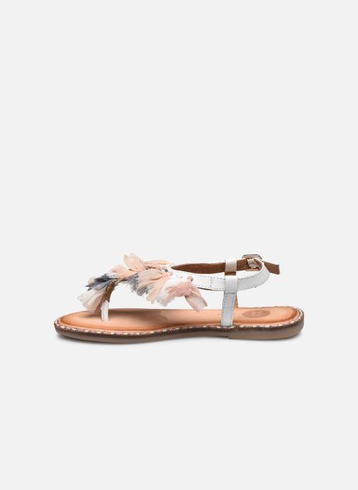 Sandali e scarpe aperte Gioseppo 43850 Bianco immagine frontale