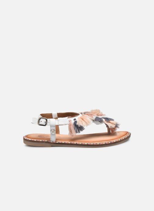 Sandali e scarpe aperte Gioseppo 43850 Bianco immagine posteriore