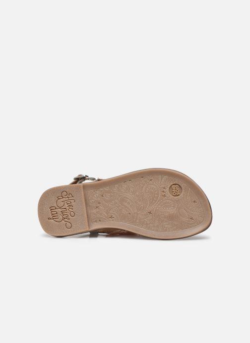 Sandali e scarpe aperte Gioseppo 43850 Bianco immagine dall'alto