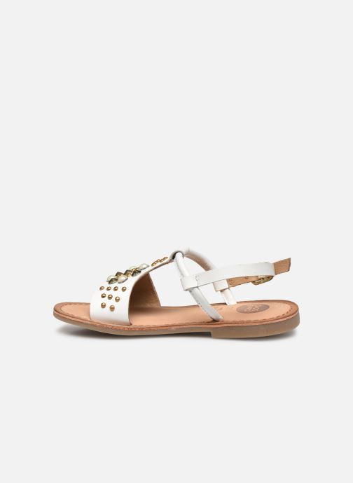 Sandalen Gioseppo 43886 Wit voorkant