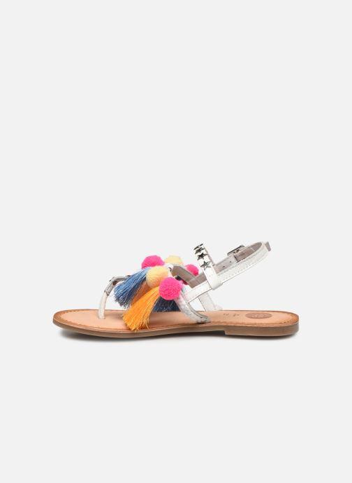 Sandali e scarpe aperte Gioseppo 44987 Bianco immagine frontale