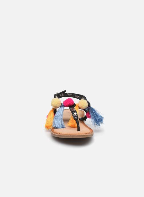 Sandalen Gioseppo 44987 Zwart model